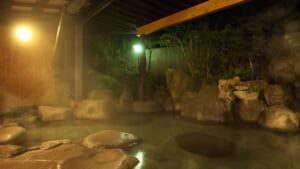 温泉旅館 由布院いよとみ様露天風呂
